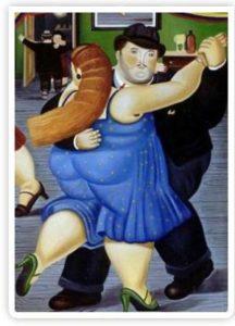 botero tango