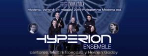 orchestra di tango hyperion ensemble