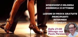 lezioni gratuite di tango